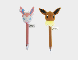 Eevee Sylveon Plush Pen