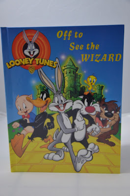Looney Tunes Personalized book