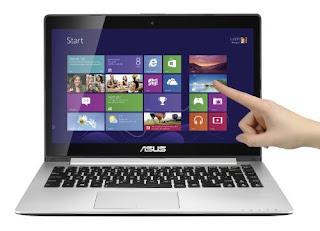 Harga Laptop Asus VivoBook S400CA-UH51T