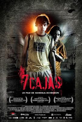 7 cajas (2010) Español Subtitulado