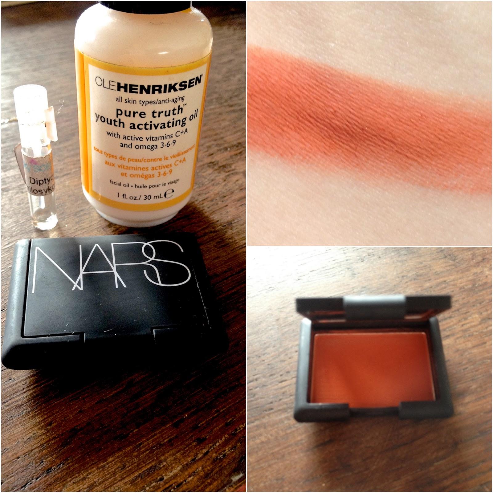 perfume, orange, eye shadow, skin care, oils, Vitamin C, review