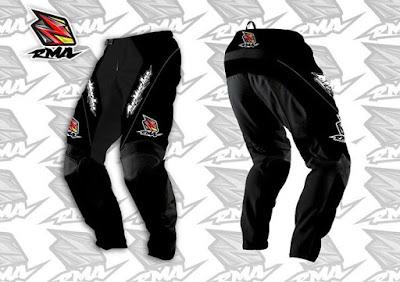 Jual Jersey Baju Pakaian Celana Sepeda, Motocross, Trail...dll - RMA Ride More Asia Jersey Sample 12