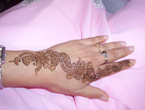 Mehndi Party Things To Do : Hamara net most cute mehndi designs photos for hands