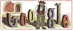 Google comemora o aniversário do nascimento de Rafael Bordalo Pinheiro