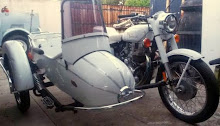 Ariz. 2003 with sidecar