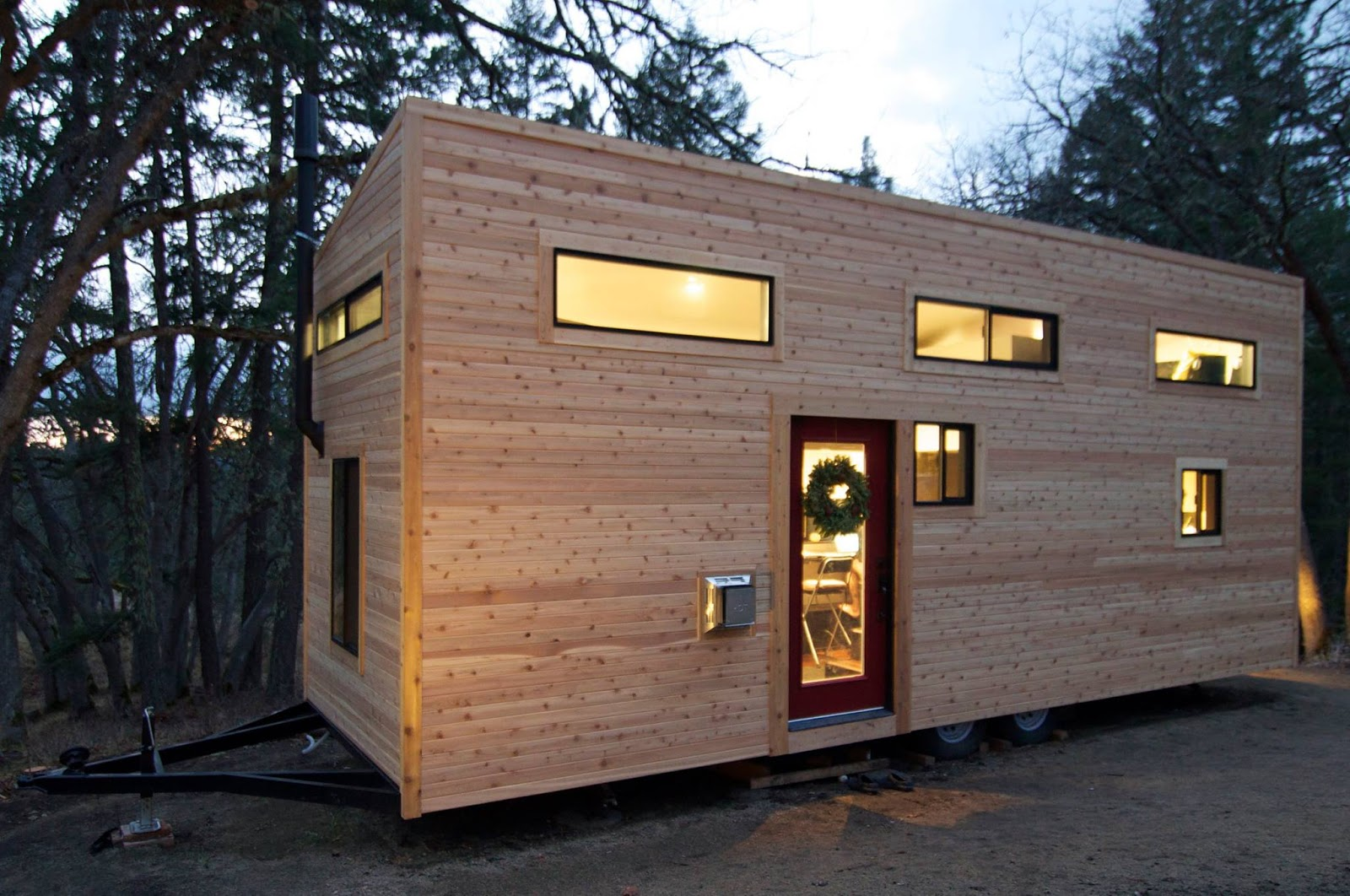 Andrew And Gabriellas Tiny House Tiny House News