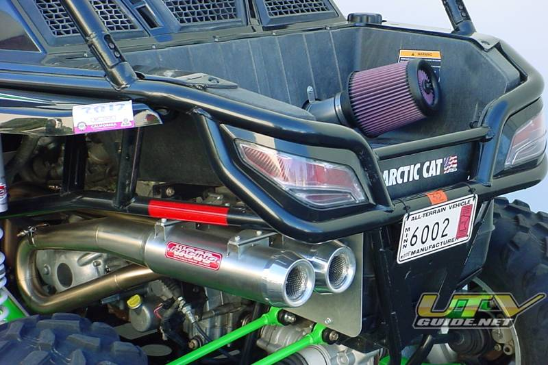 Arctic Cat M Airbox