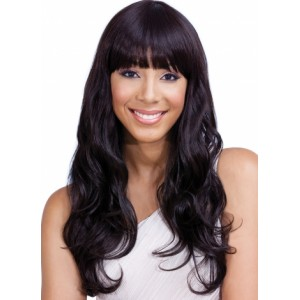 Bobbi Boss Human Hair Blended Wig MB600 Samantha