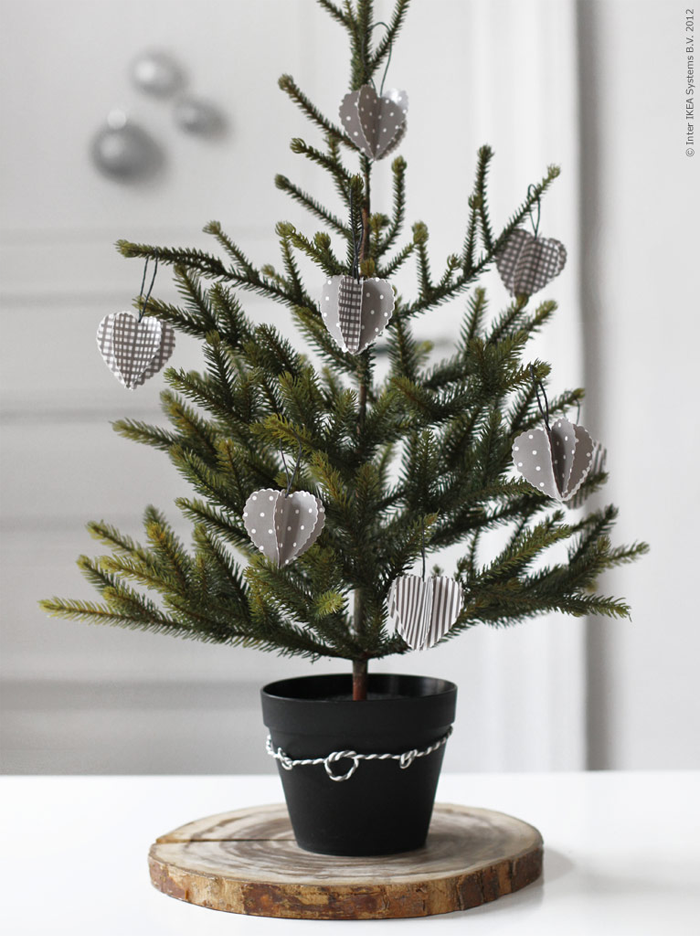 40 stunning small christmas tree decoration ideas christmas