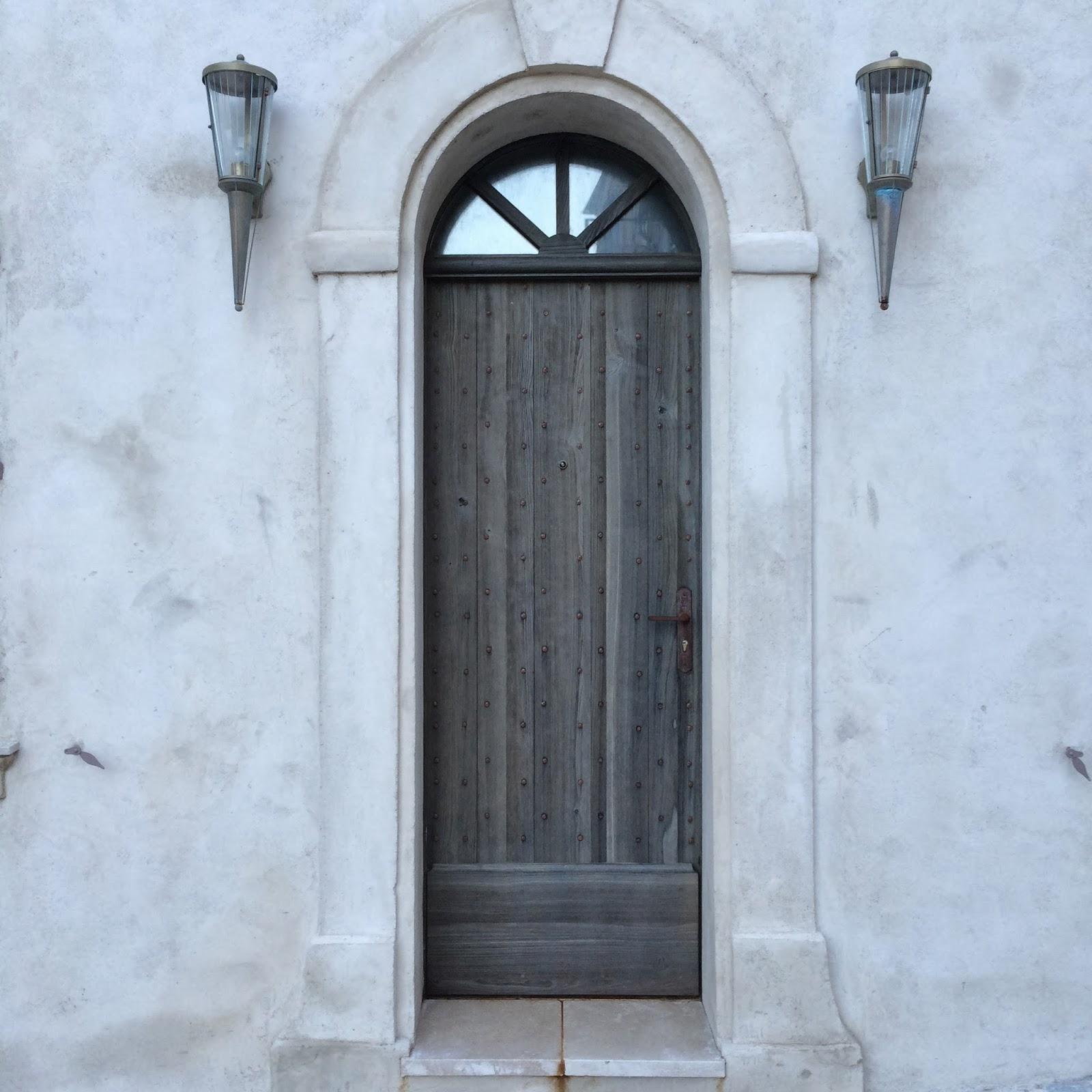 Inspiration shabby porte d 39 entrata provenzali - Porte stile shabby ...