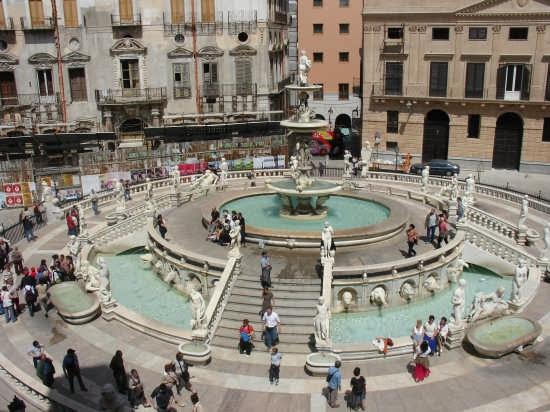 صور من باليرمو عاصمة صقلية
