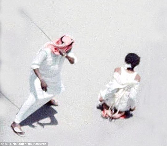 "Saudi Arabia Beheads Woman Accused Of ""Witchcraft"""