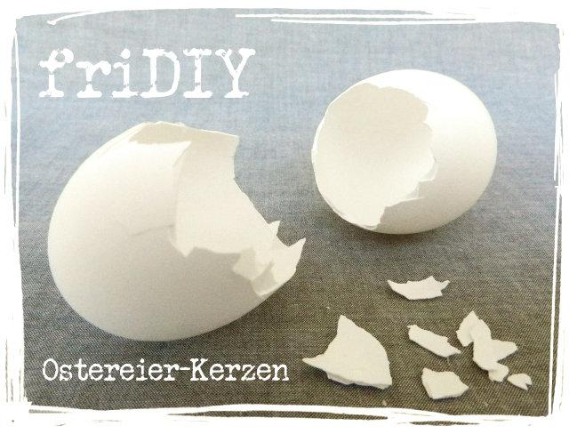 the beauty of grey: friDIY {Eierschalen-Kerzen}