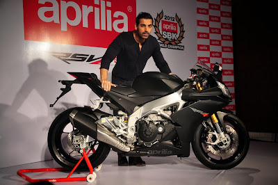 John-Abraham-new-Black-Aprilia-RSV4-photos