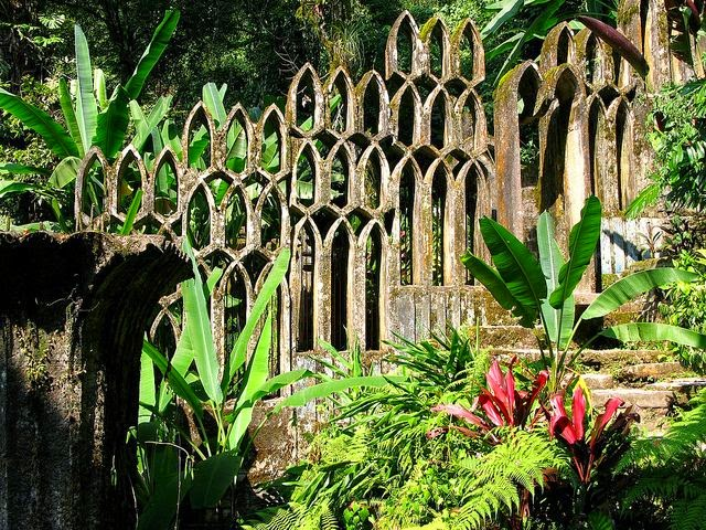 Las pozas de xilitla arquitectura asombrosa for Jardin xilitla