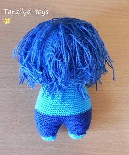 Как создать прическу куколке
