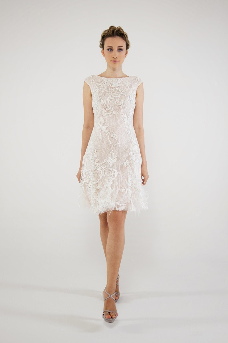 Francesca Miranda 2014 Bridal Collection