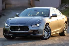 review 2014 mobil sedan maserati ghibli indonesia