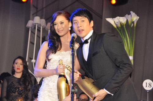 Maricar Reyes and Richard Poon on SIR