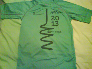 camiseta V media maraton leon 2013 www.mediamaratonleon.com