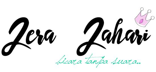 Zera Zahari Blog