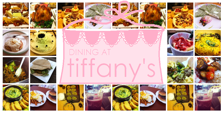 dining at tiffany's