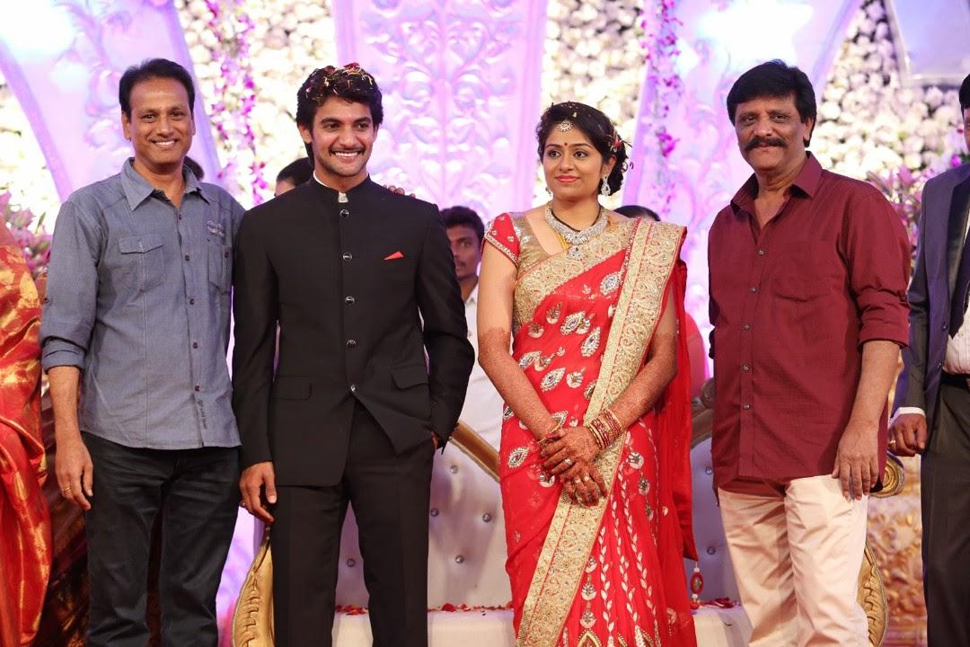 Aadi Aruna wedding reception photos-HQ-Photo-24