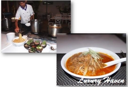 hard rock hotel penang starz diner buffet noodles