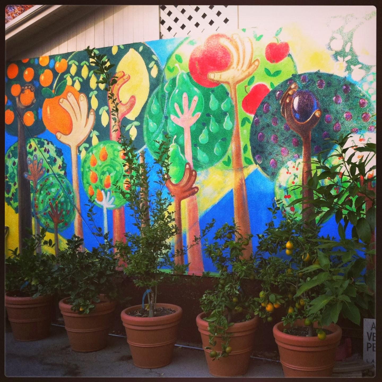 Lois 39 s art blog carpenter community charter murals for Community mural