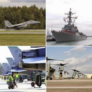 Military News - U.S. military shifting gears in Europe