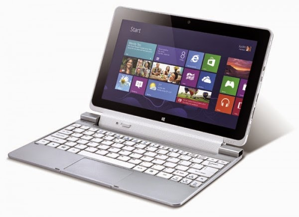 Acer Iconia W510 - Tablet Laptop