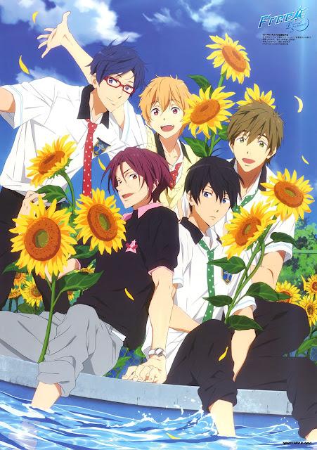 男子游泳部 II 永恆之夏 Free!: Eternal Summer