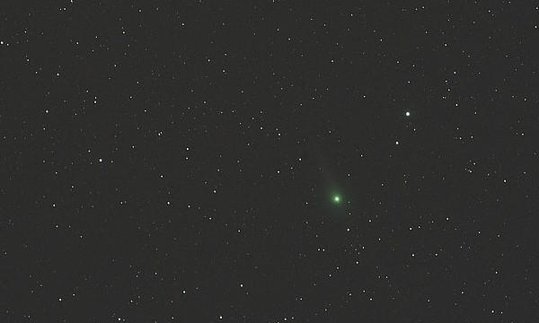 Комета 'Lulin' - новая и яркая | заметка по астрономии | Андрей Климковский