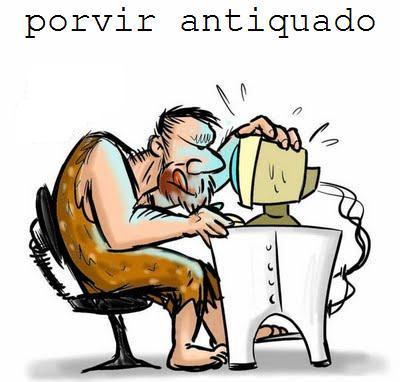 porvir antiquado