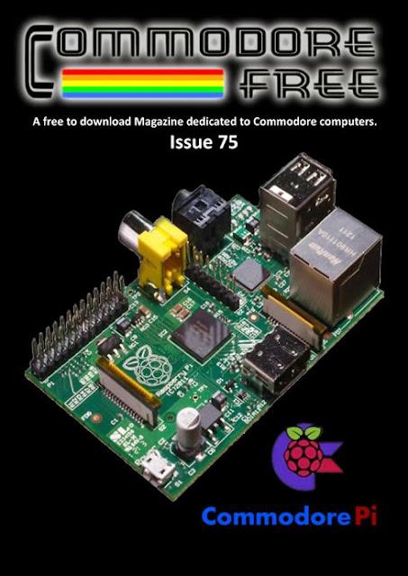 Commodore Free Magazine Issue 75 - 2013
