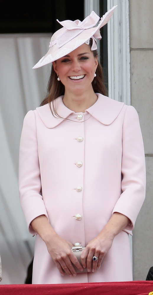 Kate Middleton Baby Charlotte Clothes