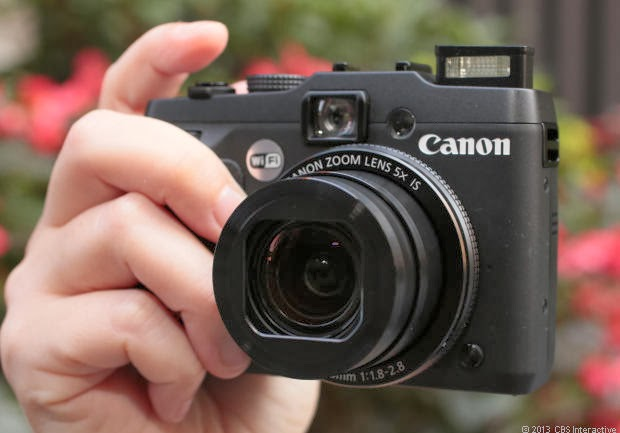Canon PowerShot G16, compact camera, Full HD,  DIGIC 6 image processor, HDR, Creative filter, Wi-Fi, Optical Zoom