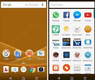 Ganti Tampilan Ponsel Android Seperti Nexus