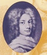Handel as a young man in Italy