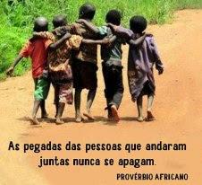 A palavra mágica -  ÁFRICA