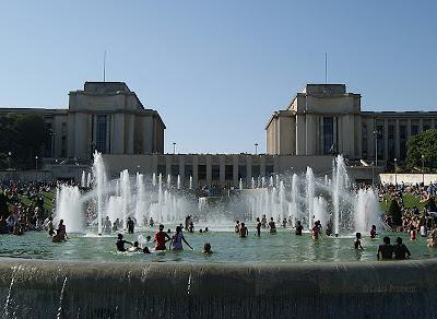 Trocadéro verão 2012 © Laura Prospero