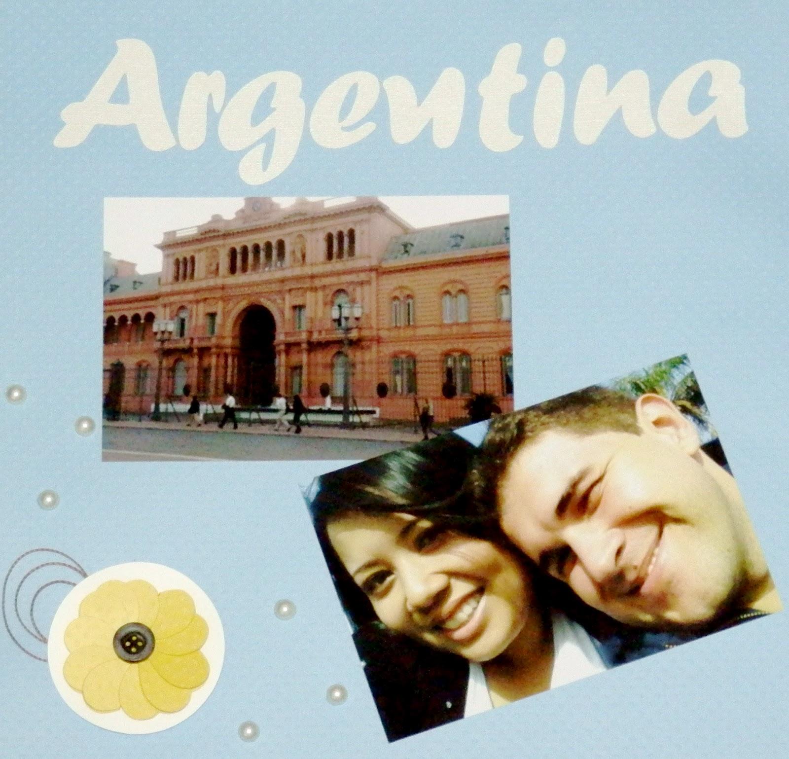 Paginas De Espectaculos Argentina Of P Gina De Scrap Viagem Argentina 2012 Alice Scrap
