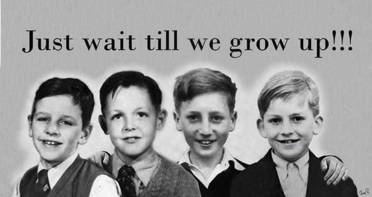 Poczekajcie aż dorośniemy!!!