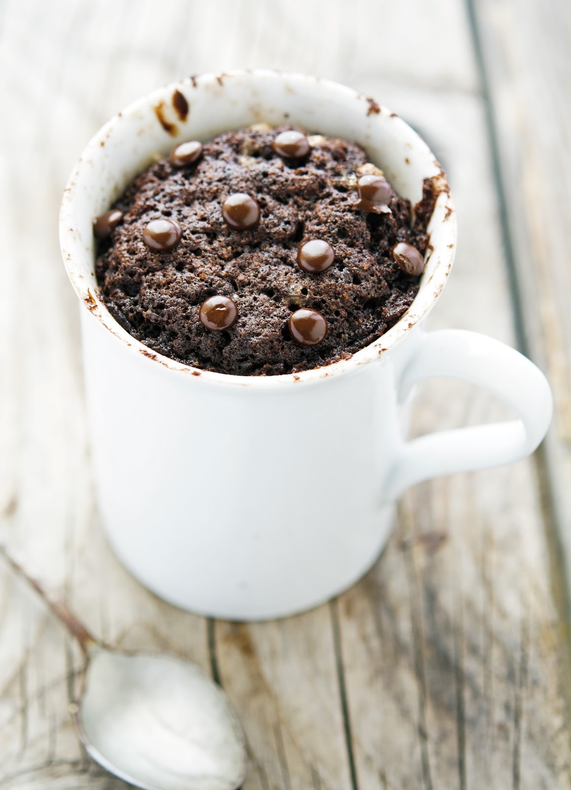 (Paleo) Chocolate Mug Cake