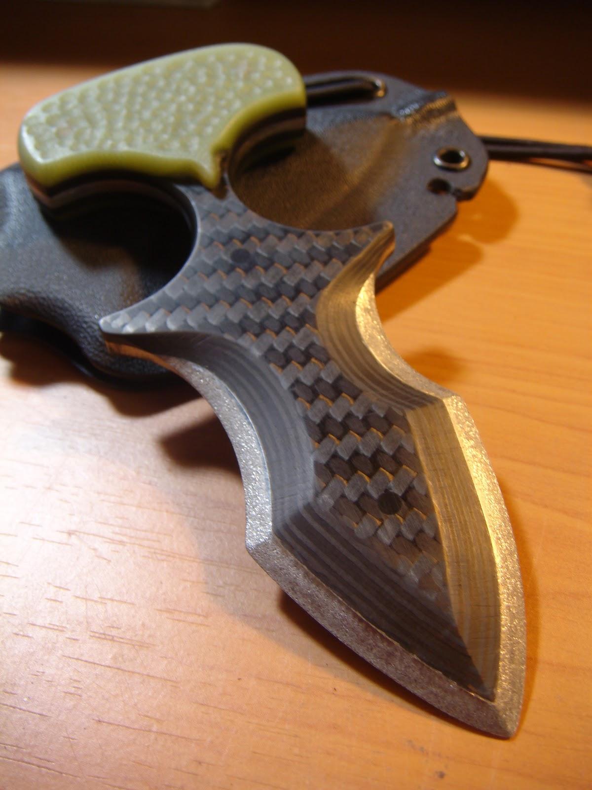 Latest knife design - The Aggressor | Special Cirstances