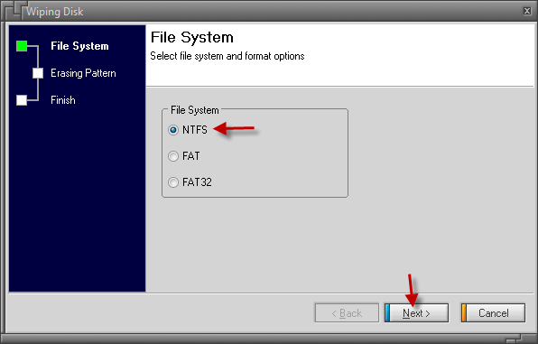 how to delete write protected files on a flash drive