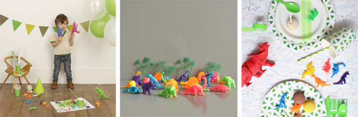 Party Animal Mylittleday Birthday Kit Dinosaure