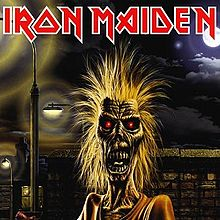 Iron Maiden image from Bobby Owsinski's Music 3.0 blog