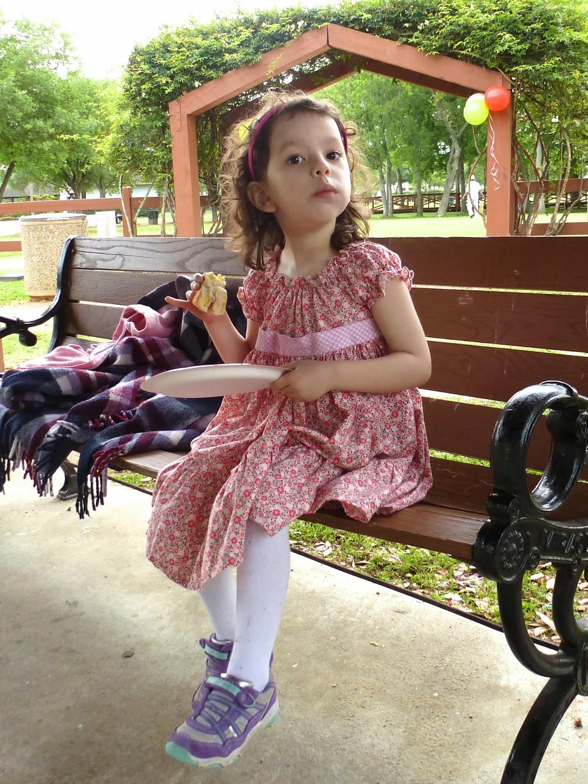 Birthday Girl in Cowgirl Dress