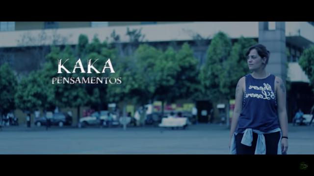 "Kaka MC lança o clipe ""Pensamento"" #RapdeMina"